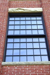 Foundry Window Up Close